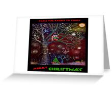Woodland Holiday Cards Greeting Card