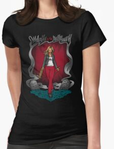 Welcome to the hellmouth Womens Fitted T-Shirt