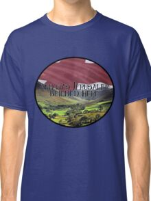 And Was Jerusalem - Barmy Army Classic T-Shirt