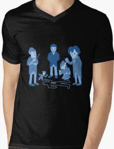 The Sleuths of Baker Street Mens V-Neck T-Shirt