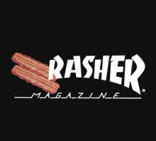 Thrasher bacon rasher by websta
