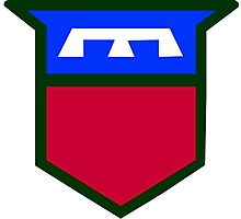 76th Infantry Division/Operational Response Command (United States) Photographic Print