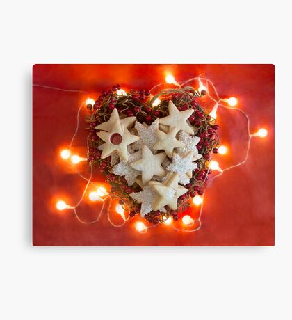 Christmas Cookies 2 Canvas Print