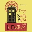 La Boîte Bleue (no background) by sirwatson