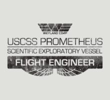 PROMETHEUS - CREW MEMBER by SFC-Guy