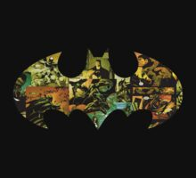 Batman Comic Logo (Y) by kyranosauros