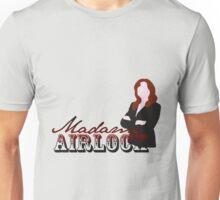 airlock lady Unisex T-Shirt