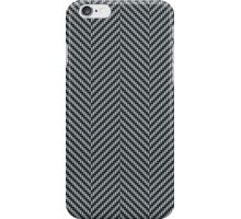Herringbone pattern iPhone Case/Skin