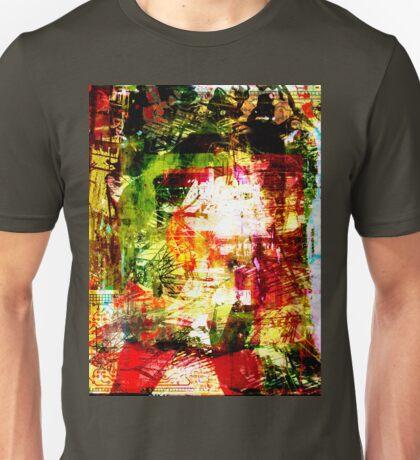 the city 7 Unisex T-Shirt