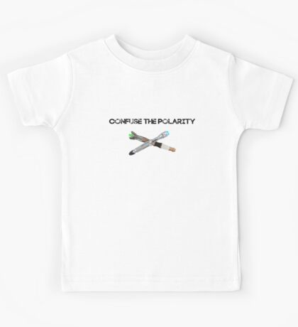 Confuse the Polarity Kids Tee