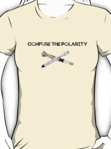 Confuse the Polarity 3 T-Shirt