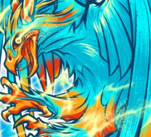 BIRD OF THUNDER Sticker