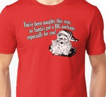 Santa's Package Unisex T-Shirt