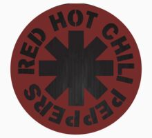 Red Hot Chilli Peppers by Lauren Baxter