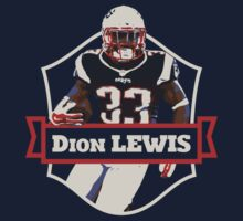 Dion Lewis - Patriots One Piece - Long Sleeve