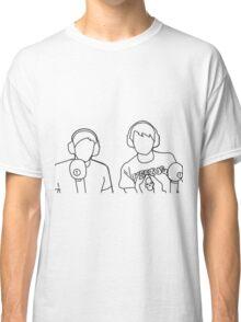 Dan and Phil on BBC Radio 1 Classic T-Shirt