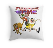 Airvent-ure Time Throw Pillow