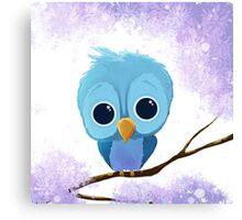BB Bird  Canvas Print