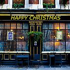 The Happy Christmas pub by DavidHornchurch