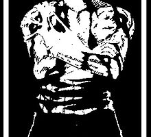 Roronoa Zoro Obey by LackingRuth