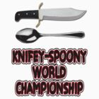 Knifey-Spoony World Championship - The Simpsons by TheFinalDonut