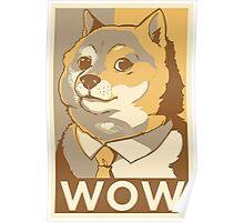 Doge for president  Poster