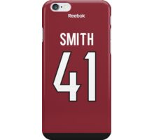 Arizona Coyotes Mike Smith Jersey Back Phone Case iPhone Case/Skin
