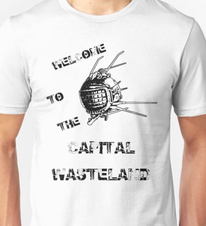 Capital Wasteland Unisex T-Shirt