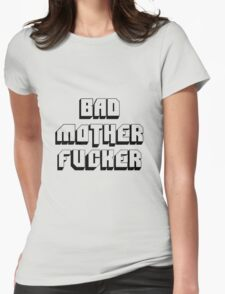 Bad Mofo Womens Fitted T-Shirt