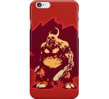 Demon iPhone Case/Skin