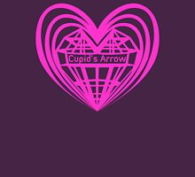 Cupid's Arrow Womens Fitted T-Shirt