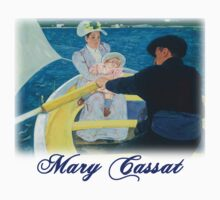 Mary Cassat - The Boating Party by William Martin