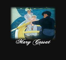 Mary Cassat - The Boating Party Unisex T-Shirt