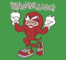 FIGHTING FREAK KNUCKLES by BigOrangeStar