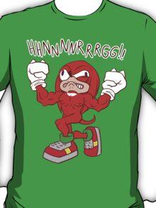 FIGHTING FREAK KNUCKLES T-Shirt