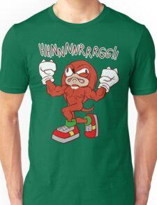FIGHTING FREAK KNUCKLES Unisex T-Shirt