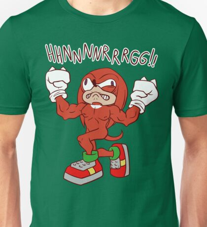 FIGHTING FREAK KNUCKLES Unisex T-Shirt