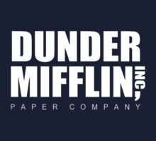 Dunder Mifflin by cisnenegro