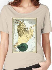 CAPRICORN STAR CLUSTER....an ancient Star Map! Women's Relaxed Fit T-Shirt