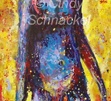 Firewalker by © Cindy Schnackel