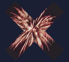 Fireworks Kids Tee