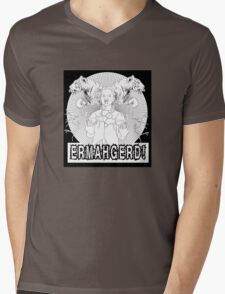 ERMAHGERD: TEHR SHERT! Mens V-Neck T-Shirt