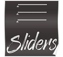 Sliders Poster