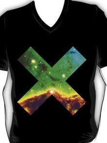 Hubble Dope Cloud Nebula Green Version | Mathematix by Sir Douglas Fresh T-Shirt