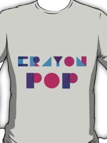 Crayon Pop Shapes T-Shirt