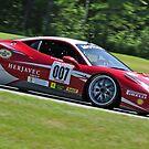 Fast Ferrari by ericthom57