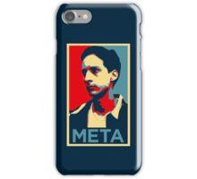 Meta iPhone Case/Skin