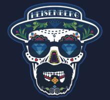 NEW Heisenberg de los Muertos by DCVisualArts