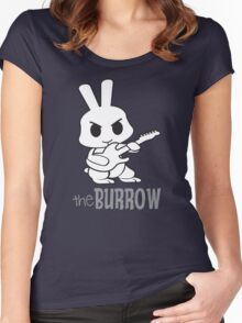 The Burrow Women's Fitted Scoop T-Shirt