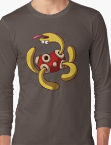 Shuckle Used Rollout! Long Sleeve T-Shirt